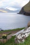 Острова Faro Стоковое фото RF