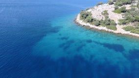 Острова Gocek стоковая фотография rf