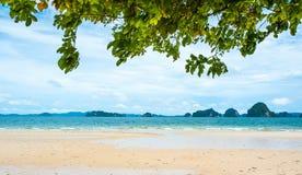 Острова Hong в Krabi, Таиланде Стоковые Изображения