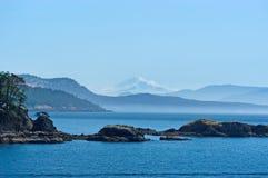 острова juan san Стоковые Изображения