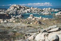 Острова Lavezzi Стоковое фото RF