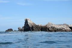 Острова Marieta Стоковые Изображения RF