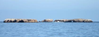 Острова Marieta Стоковая Фотография RF