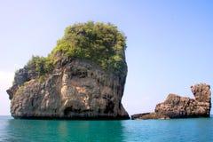 Острова Phi Phi - пляж - Таиланд Стоковые Изображения