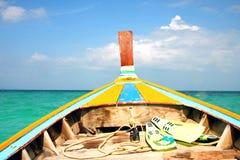 Острова Phi Phi - пляж - Таиланд Стоковое Фото