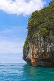 Острова Phi Phi, Таиланд Стоковое Изображение RF