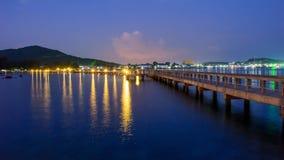 Острова Samae Сан Стоковое фото RF
