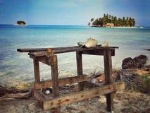 острова san blas Стоковые Изображения