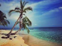 острова san blas Стоковая Фотография
