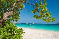 острова similan Стоковое фото RF