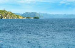 Острова Togean Индонезия Стоковые Фотографии RF