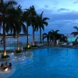 Островной курорт Cebu 2 Mactan Стоковые Изображения RF