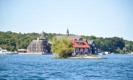 1000 островов и Кингстон Стоковые Фото