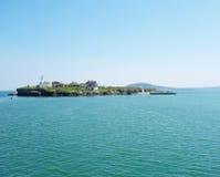 Остров Анастасии Стоковое фото RF