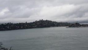 Остров Анджела, Калифорния Стоковое фото RF