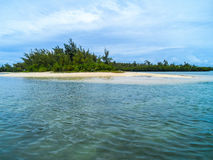 Остров барбекю Стоковые Изображения