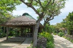 Остров в Окинаве, Япония Taketomi Стоковое фото RF