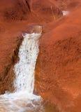 Остров Гаваи Кауаи каньона Waimea Стоковые Изображения RF
