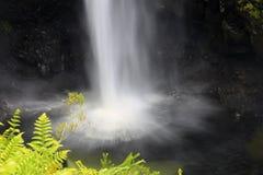 остров Гавайских островов падений akaka большой Стоковые Фотографии RF