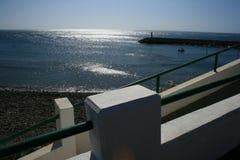 остров гавани gran canaria Стоковое Изображение RF