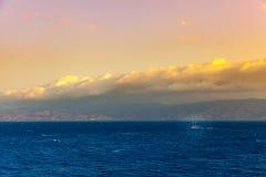 Остров гидры Стоковая Фотография