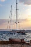Остров гидры Стоковая Фотография RF