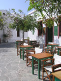 остров Греции folegandros Стоковые Фотографии RF