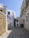 остров Греции folegandros Стоковая Фотография