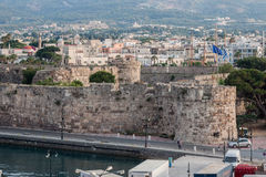 Остров Греция Kos Стоковое фото RF