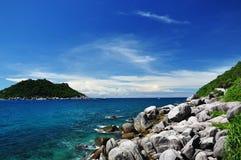 Остров Дао Koh, Таиланд стоковое фото