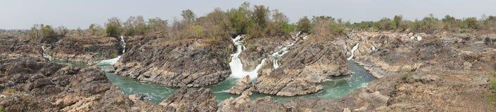Остров Дон Khone, Лаос, Азия Стоковые Изображения RF