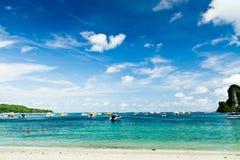 Остров Дон Phi Phi, Пхукет, Таиланд Стоковое фото RF