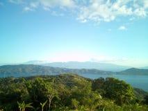 Остров леса Стоковое Изображение RF