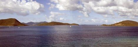 остров залива стоковое изображение