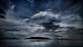Остров злосчастия стоковое изображение