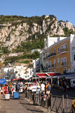 Остров Капри - Италия Стоковое Изображение RF