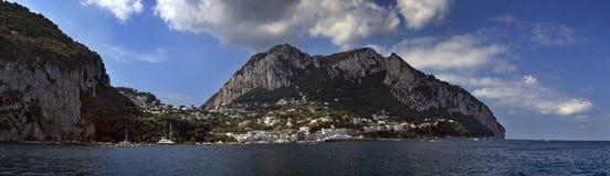 Остров Капри 2 стоковое фото rf