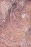 Остров картины утеса Arran в Шотландии Стоковые Изображения
