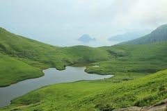 Остров Китая Фуцзяня Dayushan Стоковое фото RF