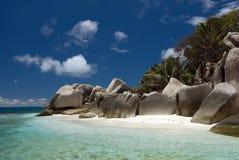 остров кокосов Стоковая Фотография RF