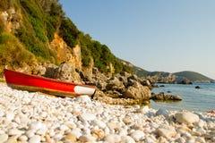 Остров Корфу, Греция стоковая фотография rf