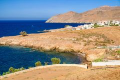 остров Крита Греции стоковые фото