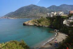 остров Крита пляжа bali Стоковые Изображения