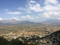 Остров Крита стоковые фотографии rf