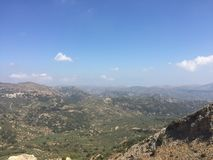 Остров Крита Стоковое фото RF