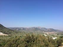 Остров Крита стоковая фотография rf