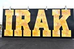Остров кролика Нью-Йорк парка убежища искусства граффити Стоковое фото RF