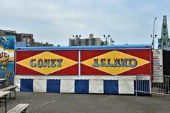 Остров кролика Нью-Йорк парка убежища искусства граффити Стоковое Изображение RF