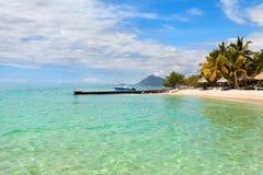 Остров Маврикия Стоковое Изображение RF