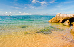 остров магнитный Стоковое Изображение RF